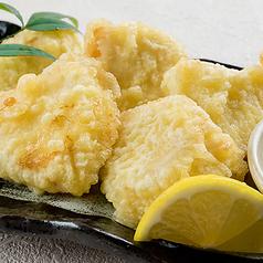 熟成鶏の天ぷら