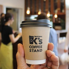 K's COFFEE STANDの写真