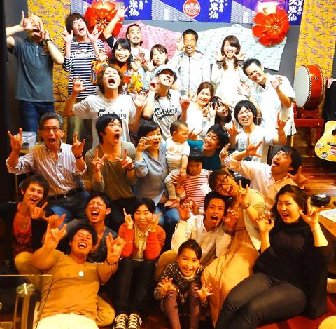 盛り上がり最高潮の島唄ライブと「本物のおばあ」の沖縄料理♪沖縄旅行で外せない一軒