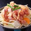 料理メニュー写真岐阜の郷土料理!鶏ちゃん焼