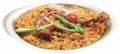 料理メニュー写真チキンビリヤニ(Chicken Biryani)