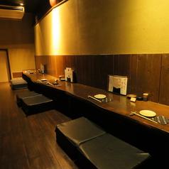 1階。デートや女子会にも最適。現在、飛沫防止プレートを設置しお客様の安全を第一に考え営業させていただきます。
