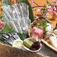 和食・洋食・スペインバル・日本酒バル・台湾料理・カフェ、1フロアに個性豊かな6業態の揃った東京駅すぐのダイニング★【うおまん ~和の上質な個室で頂く旬魚旬菜~】割烹・会席の職人が作る日本料理をベースに、素材の良さを最大限に引き出す匠の技。自慢の焼酎や地酒とともにお楽しみ頂けます。個室は接待にも◎