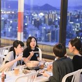 ANAクラウンプラザホテル広島 ルーフトップ ビアガーデンの雰囲気3