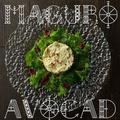 料理メニュー写真マグロとアボカドのタルタルチーズ