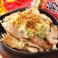料理メニュー写真【夏季限定!!肉肉肉フェア】ジューシー!トントロのネギ塩島七味焼き