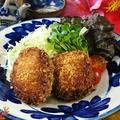 料理メニュー写真【夏季限定!!肉肉肉フェア】アグー豚のメンチカツ