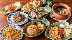 ピンクエレファント タイ料理 新富町のコース写真