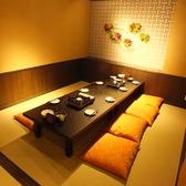 【個室/座敷】ゆっくりくつろげる座敷も◎8名で使えるお座敷の個室。