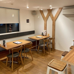 麺cuisine 麻布邸の雰囲気1