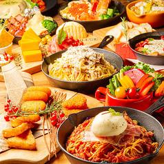 札幌チーズファクトリー 札幌駅前店の特集写真