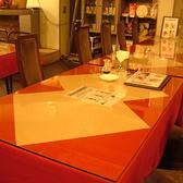 12名様用テーブル席はご宴会に♪