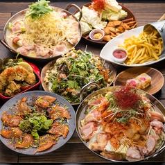 肉バル 海鮮 半蔵 Han-zo 三宮店のコース写真
