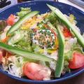 料理メニュー写真蔵とこサラダ