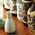 お料理に合う日本酒をご用意しております。
