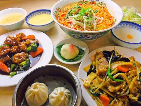 リーズナブルな価格で本格的な中華が味わえる。こだわりの料理を楽しみたい。