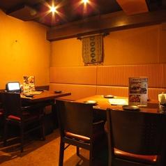 10名様のテーブル席♪【上大岡 居酒屋 個室】【会社の飲み会もプライベートなお食事にも最適な店内です。個室 居酒屋 食べ放題 飲み放題 宴会 個室 接待 和食 大人数 おすすめ 人気 貸切】