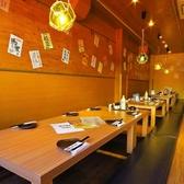 磯っこ商店 isokko 熊本西銀座通り店の雰囲気2
