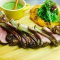 料理メニュー写真本日の肉料理