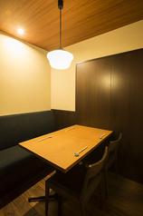 接待や会食におすすめの個室