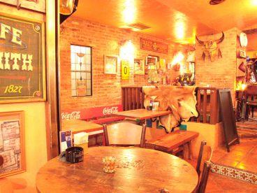 ブルー コーン カフェ BLUE CORN CAFEの雰囲気1