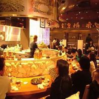 南国ムードと琉球料理と泡盛で非日常な歓迎会をぜひ♪
