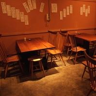 灯りの灯る大人の雰囲気。本格和食居酒屋