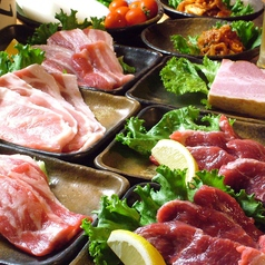 焼肉 食べ放題 炭火焼肉 KAGURA カグラ特集写真1