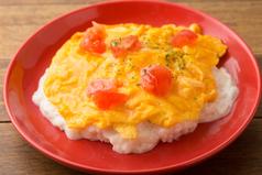 料理メニュー写真グラナパダーノチーズリゾット