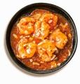 料理メニュー写真大海老のチリソース煮