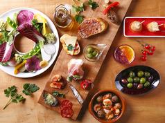 オリーブオイルキッチン 静岡パルコ店の写真