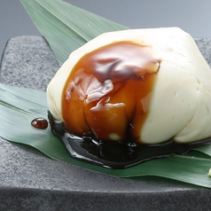 料理メニュー写真笹もち豆腐