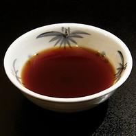 自家製のぽん酢