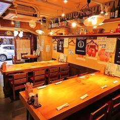 蕎麦 居酒屋 善三郎の雰囲気1