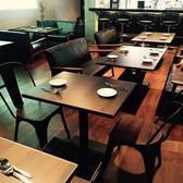 2名様テーブル席 (レイアウト変更可能)