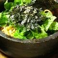 料理メニュー写真韓国コーナー