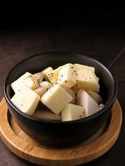 米茄子/エリンギバター