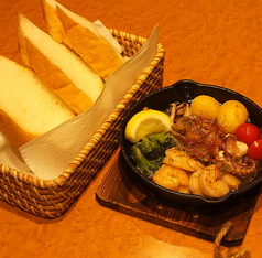 ぱんでちょっとのおすすめ料理1