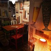 梅田堂山の路地裏オシャレバル★酒未来の美味しいイタリアン×肉バル料理で旨いお酒を楽しんじゃって下さい♪デートや女子会、誕生日会にも!人気席のため、ご予約はお早めに♪