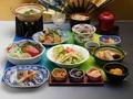 料理メニュー写真湯葉懐石(八坂)