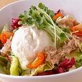 料理メニュー写真ツナとポテトサラダ
