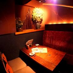 【テーブル4名様】美味しいお食事を落ち着いた空間でお楽しみ頂けます☆普段使いや会社宴会、同窓会にご利用ください。