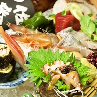 魚樽盛り!!四種/1280円(税抜)~