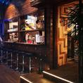 自慢の海鮮料理や肉寿司など、おいしいお料理とおしゃれな空間をお楽しみください!