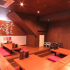 麺屋りょうま勇堂の雰囲気1