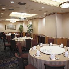 パレスホテル立川 中国料理 瑞麟 ずいりんの雰囲気1