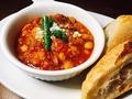 料理メニュー写真赤牛とひよこ豆のトマト煮込み