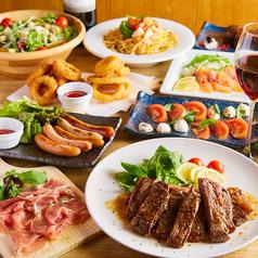 チーズとイタリアン肉バル デリカ DELICA 新潟店のコース写真