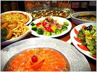 和洋中の宴会料理