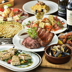 Bistro Grill De salita 市ヶ谷店のコース写真